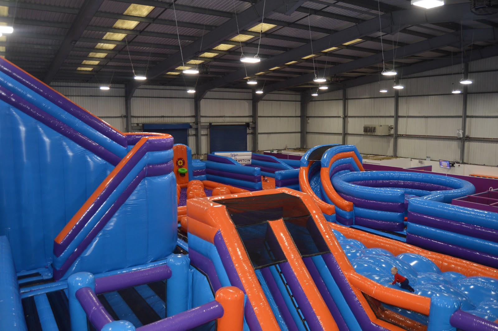 inside Inflata Nation