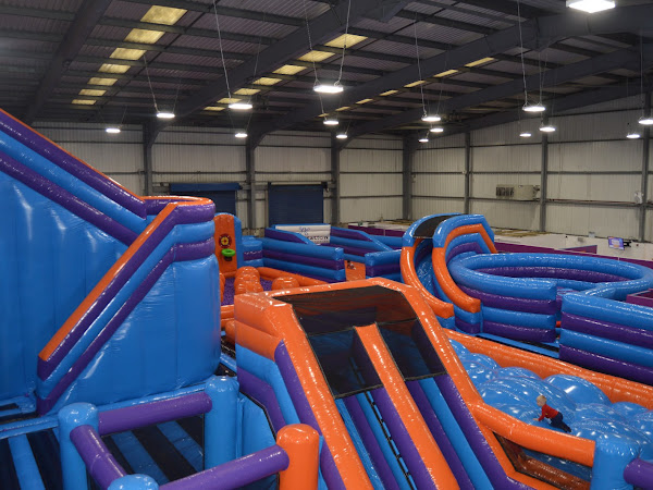 What To Expect At The New Look Inflata Nation, Manchester