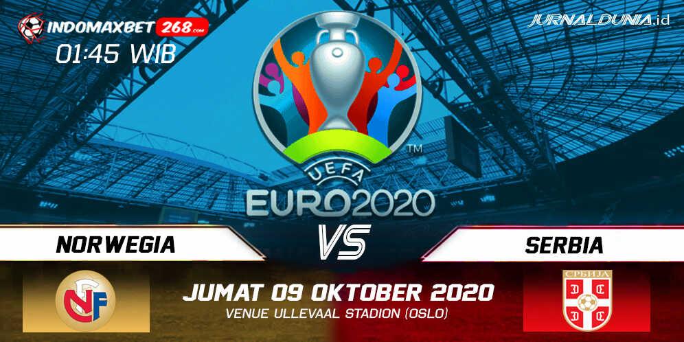 Prediksi Norwegia vs Serbia 09 Oktober 2020 Pukul 01:45 WIB