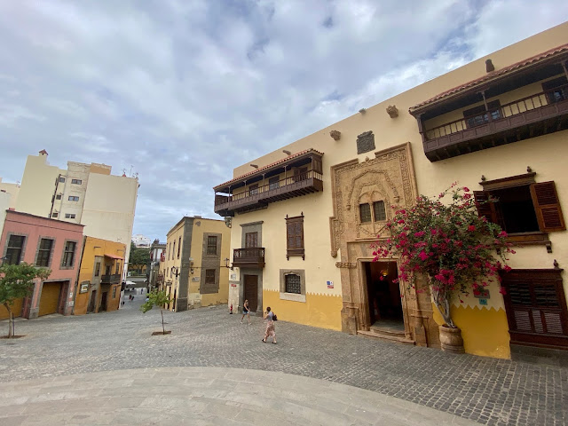 Casa de Colon, Las Palmas, Gran Canaria, Spain