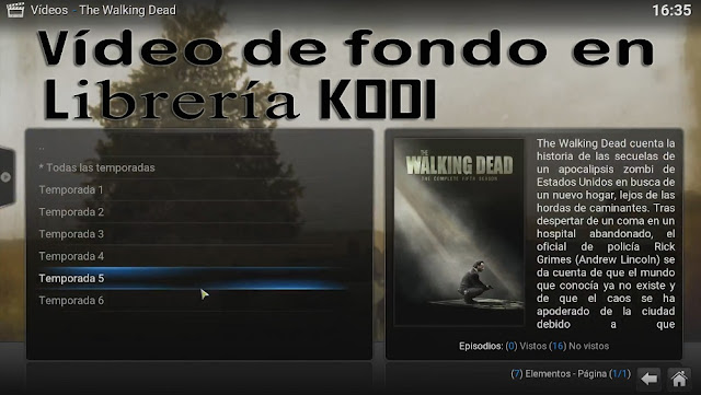 TVTUNES KODI VIDEO