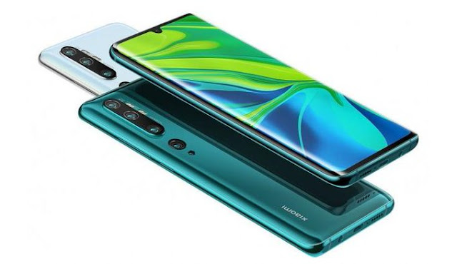 Xiaomi Mi Note 10 v/s Note 10 Pro: What are the differences?