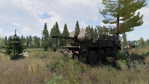 Arma3で現代戦を再現するVeteran MOD