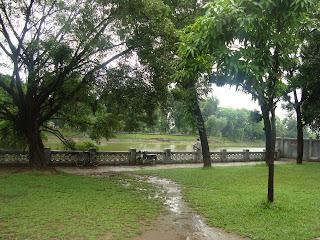 Thu Le Lake. Hanoi