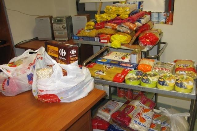 Ηγουμενίτσα: Συγκέντρωση τροφίμων και φαρμάκων