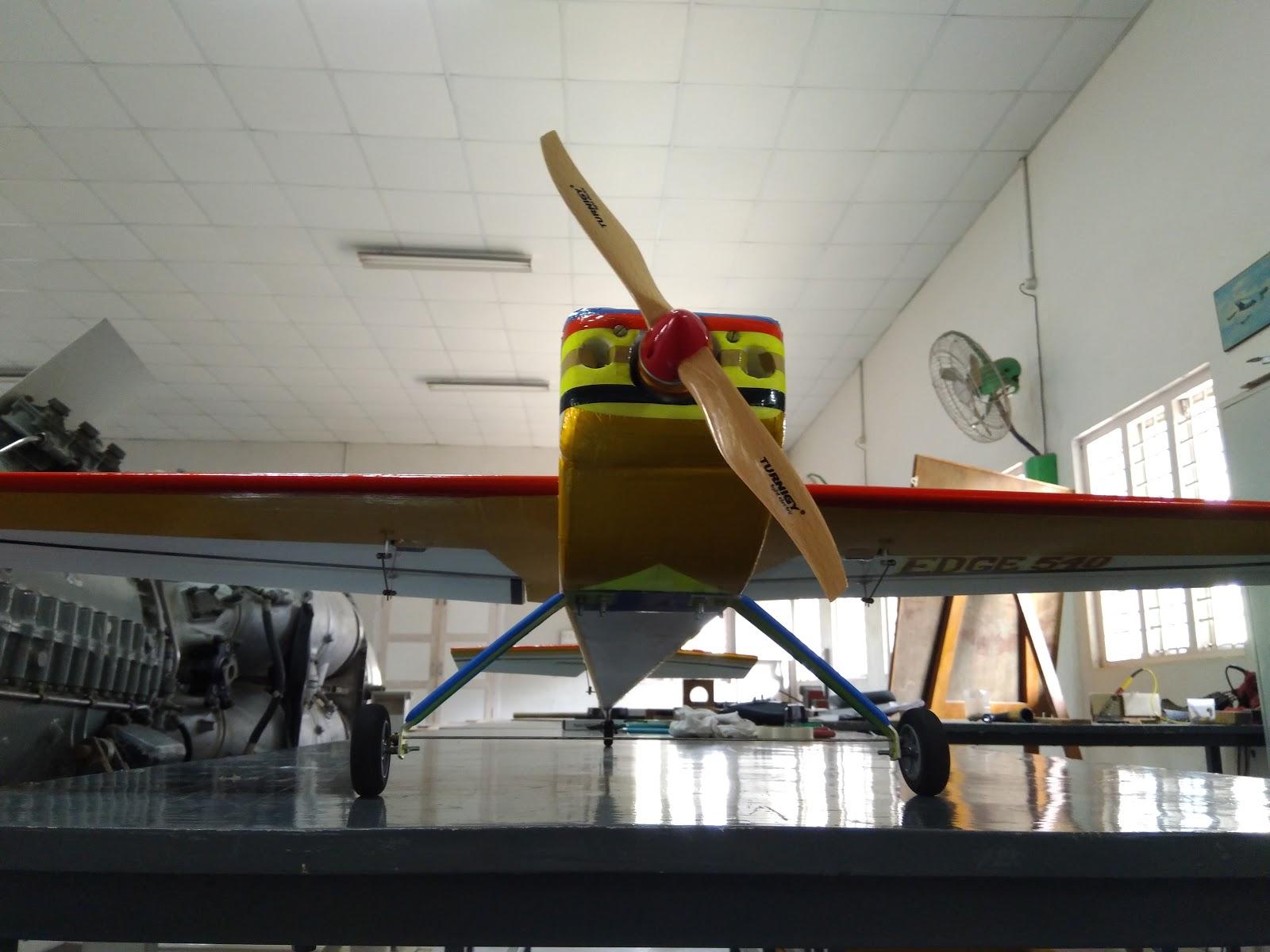 Gforce-RC Planes: My Inspiration
