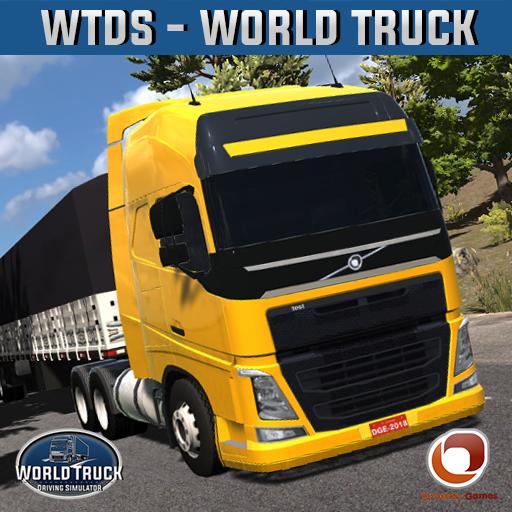 World Truck Driving Simulator 1,079   Mod Money