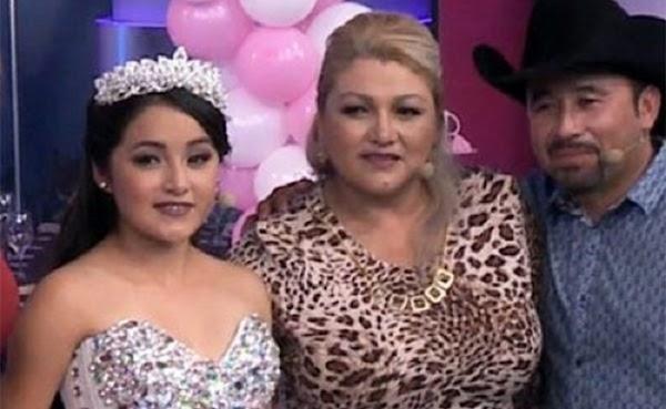 "Fracasa Rubí como ""cantante"" pero su papá se lanzara de Diputado"