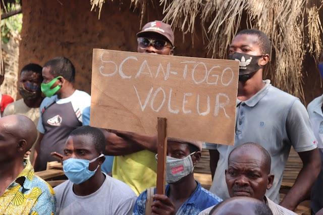 Expropriés de Sika-Kondji : L'indignation
