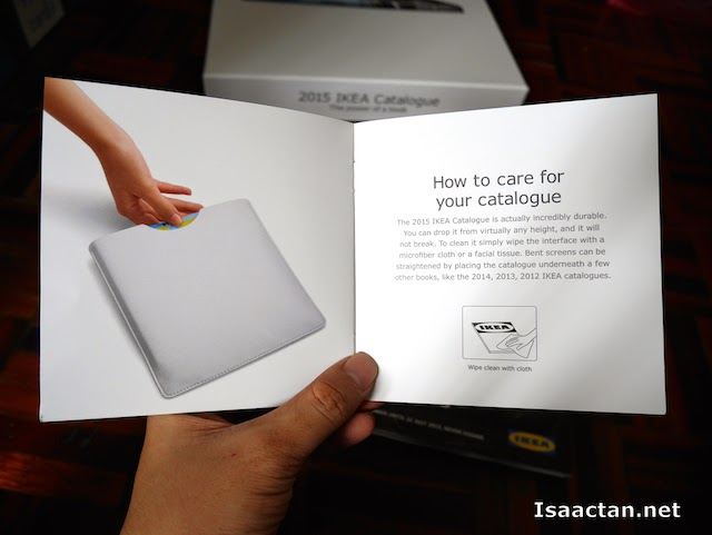 """How to care for your catalogue"""