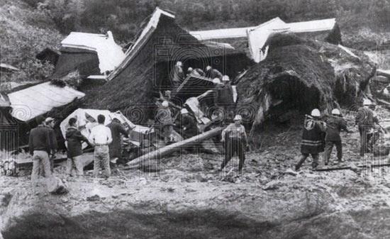Typhoon Ida 1958