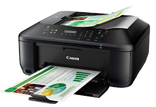 Working amongst a multifunction device is a pleasance Canon Pixma MX536 Driver Download