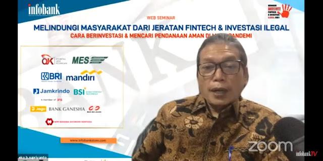 Meresahkan Masyarakat, Infobank Mulai Gerakan 'Boikot Fintech Abal-abal'
