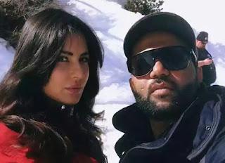 Katrina kaif और Salman khan ने Share की Tiger Zinda Hai फिल्म की pictures