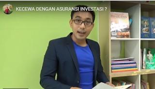 Kecewa Dengan Asuransi Investasi ?