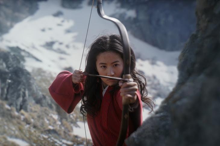 Mulan Live Action Movie Will Premier On Disney Plus