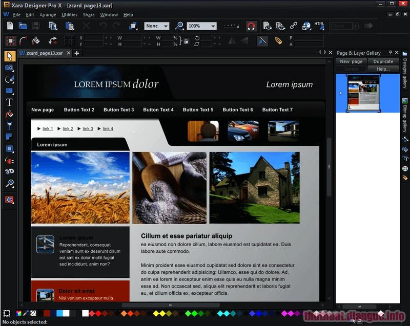 Download Xara Designer Pro X 16.2.0.57007 Full Crack