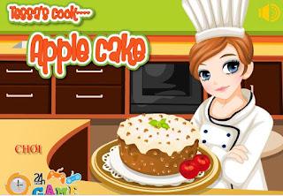 Game bánh ngọt hương táo ngon dễ chơi nhất