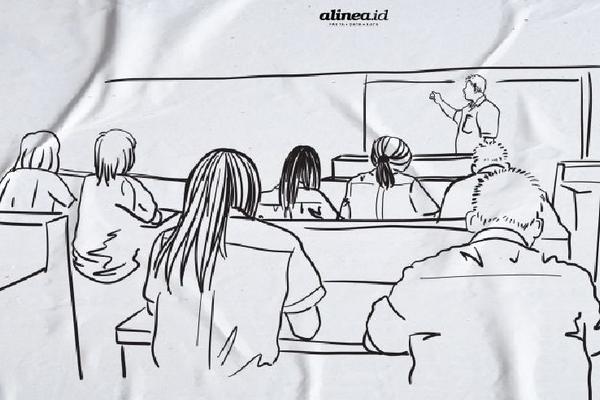 Serikat Guru Surati Jokowi Terkait Merek Dagang Merdeka Belajar