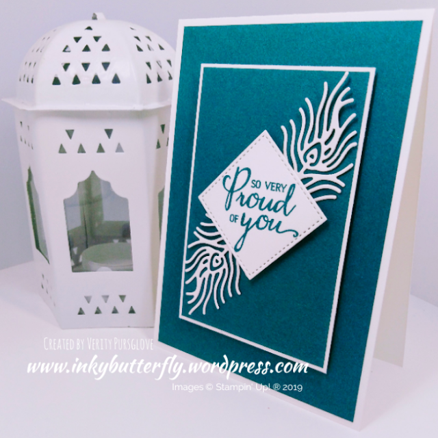 Nigezza Creates with Stampin' Up! & Inkybutterfly