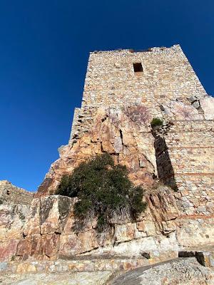 Castillo de Calatrava la Nueva torre