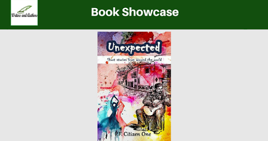 Book Showcase: Unexpected by P.F. Citizen One