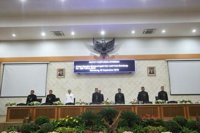 HUT ke 208, Kota Bandung Semakin Unggul dan Juara