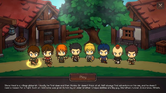 Kinda Heroes: Cutest RPG! Apk+Data Free on Android Game Download