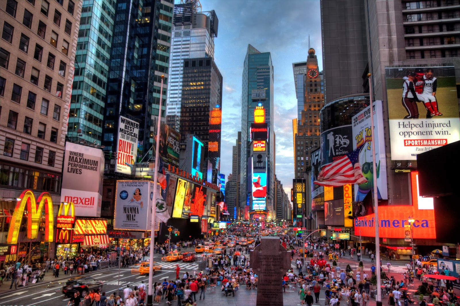 Hotels Close To Times Square