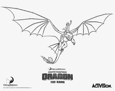how to train your dragon coloring pages online - how to train your dragon coloring pages online