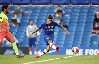 Devyn's brother Christian Pulisic playing football