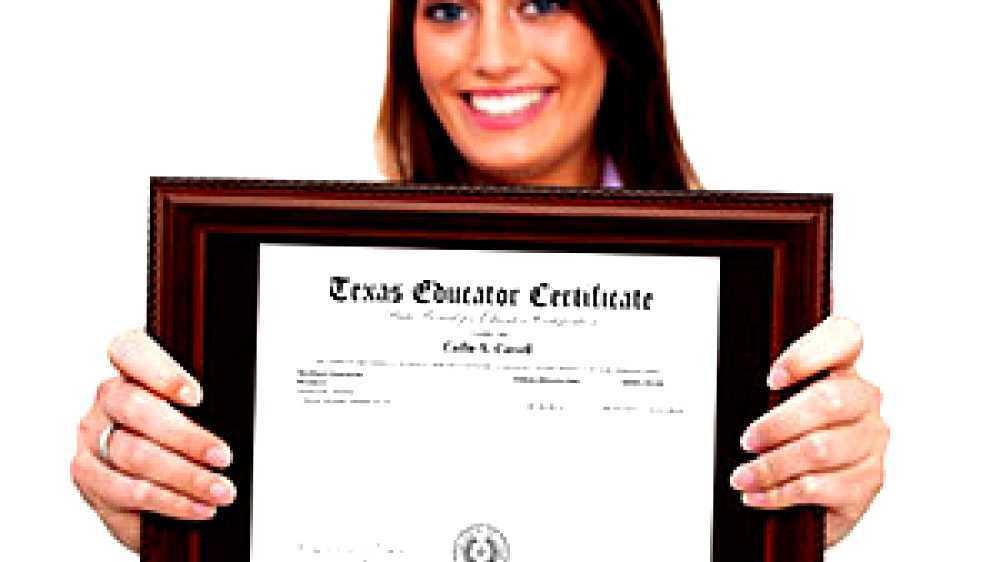 certification alternative