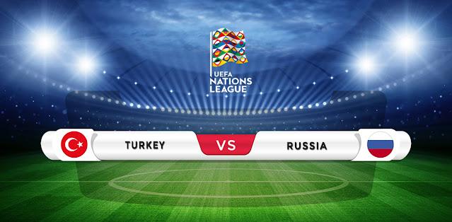 Turkey vs Russia Prediction & Match Preview
