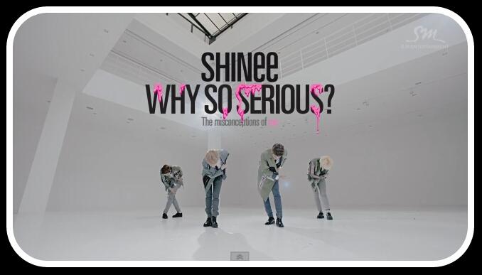 Mundo SHINee: SHINee Why So Serious? (Donde esta Jonghyun?)