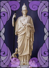 Estatue of Athena | Wicca, Magic, Witchcraft, Paganism