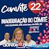 GORETE BRAZ INAUGURA COMITÊ NESTA TERÇA 29 EM BONFIM