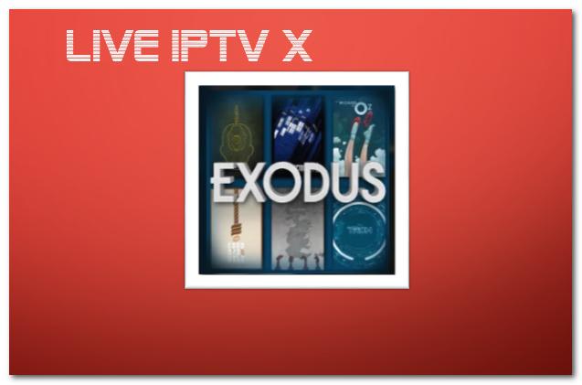 Kodi Exodus repository