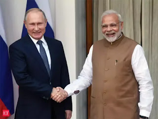 India Russia Strategic Economic Dialogue held at St. Petersburg
