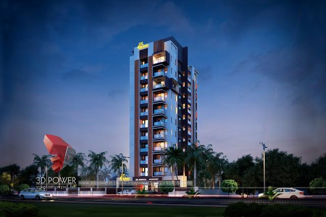 Best 3D Apartment Rendering