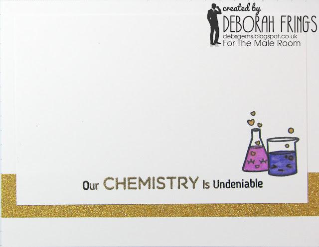 Chemistry - photo by Deborah Frings - Deborah's Gems