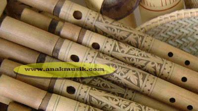 Suling Alat Musik Tertua di Dunia