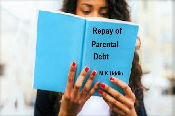 How did a Cow Boy become a School master ? An inspiring story of a Shepherd boy: Repay of Parental Debt.