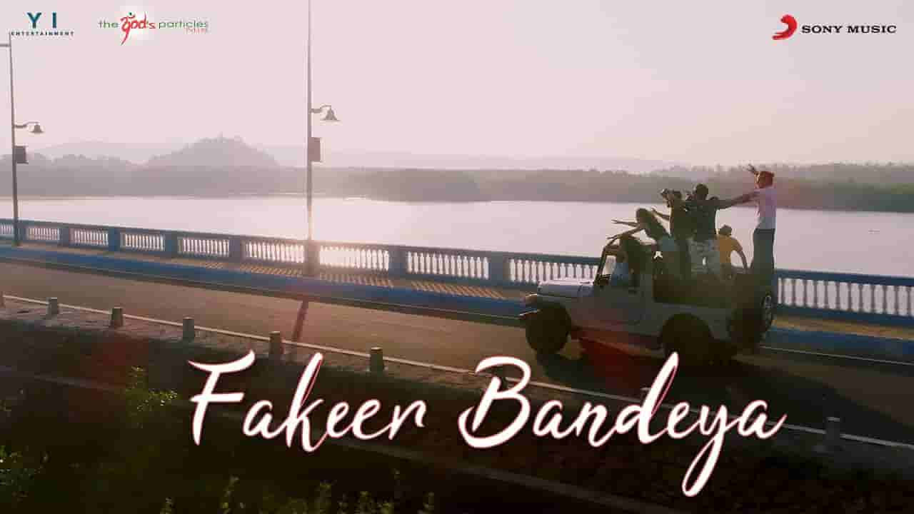 फकीर बंदेया Fakeer bandeya lyrics in Hindi Gajendra Verma The successful loosers Hindi Song