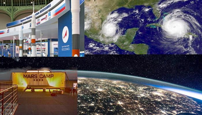 Rusia instalará en México, Sudáfrica y Chile estaciones para avisar de situaciones peligrosas provenientes del espacio.