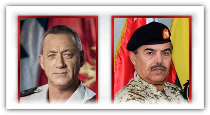 وزيرا دفاع إسرائيل والبحرين يبحثان استقرار الشرق الأوسط