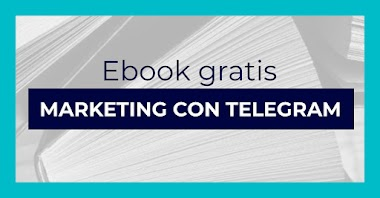 Ebook gratuito Marketing con Telegram