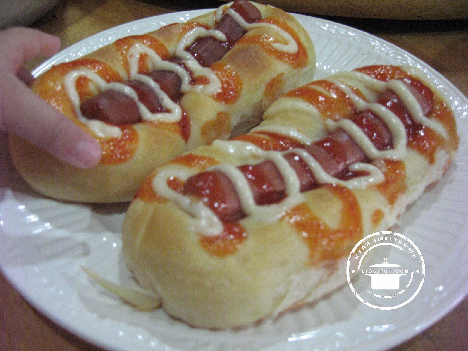 My Kitchen | Resepi | Malaysian Recipe | International Recipes: ROTI SOSEJ