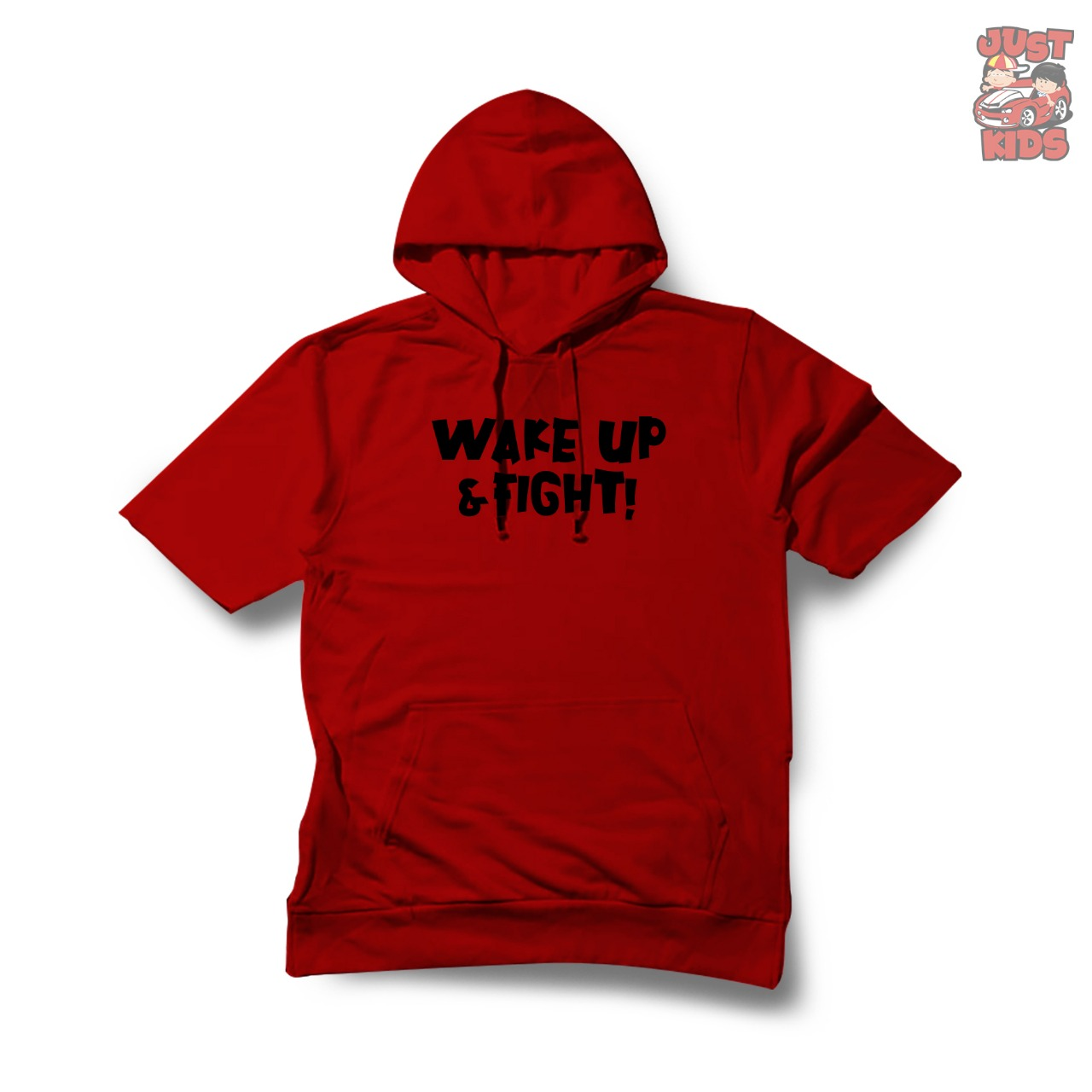 HODIE JUST KIDS (WAKE UP & FIGHT) (ANKL00106)