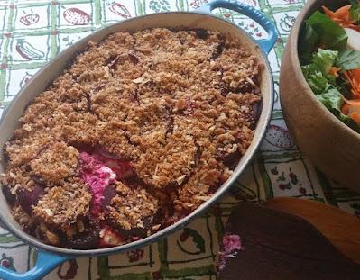 Beets au gratin