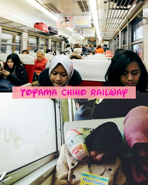 from toyama to tateyama